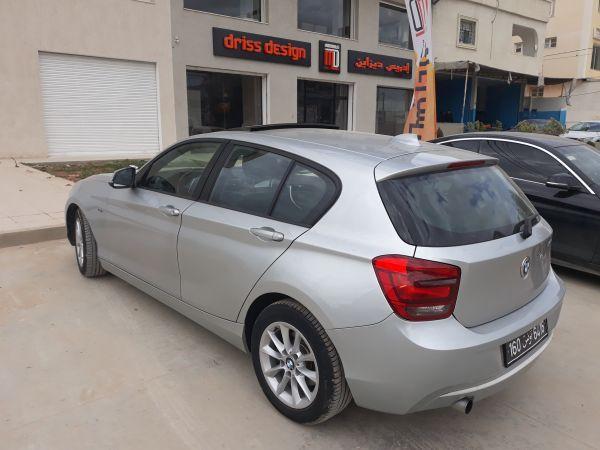 BMW Série 1 5p a vendre BMW série 1