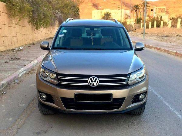 Volkswagen Tiguan Style première main