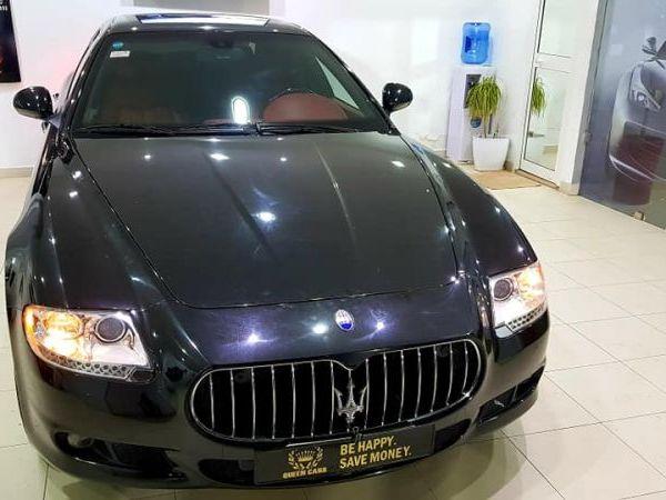 Maserati Quattroporte 36cv 405 din