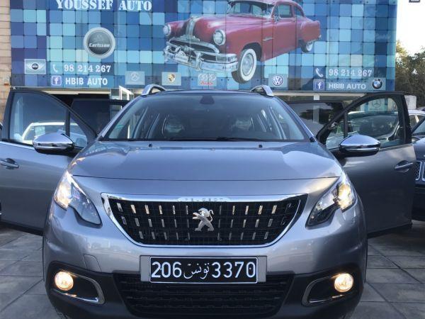 Peugeot 2008 BVA Camera toit Pano