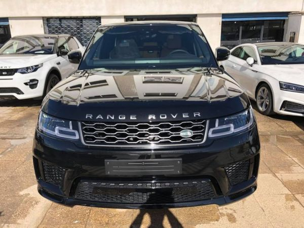 Land Rover Range Rover Sport HSE DYNAMIC PACK DVD