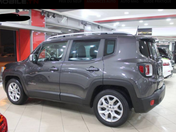 Jeep Renegade Version LIMITED