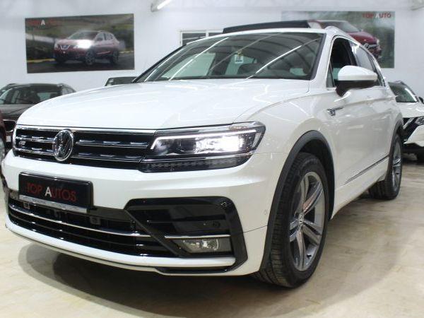 Volkswagen Tiguan kit R Line