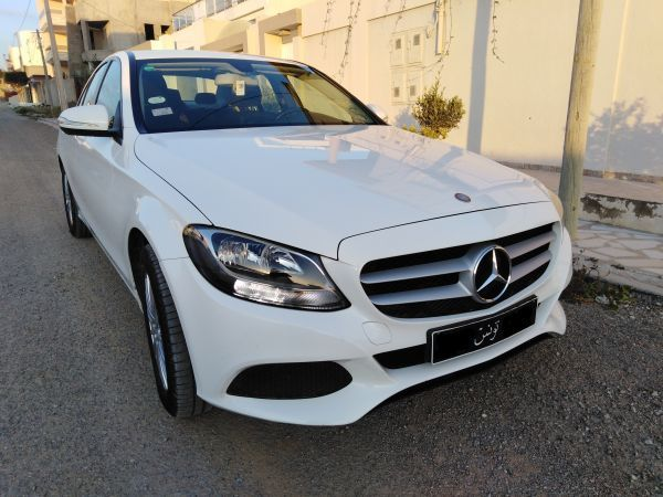Mercedes-Benz Classe C Business class