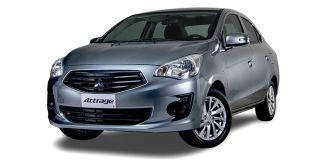 Mitsubishi Attrage Populaire