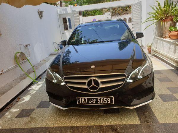 Annonce Vente Mercedes Benz Classe E E200 Pack Amg