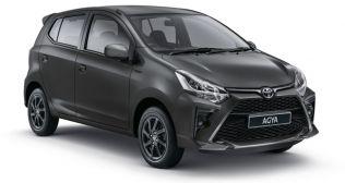 Toyota Agya Populaire